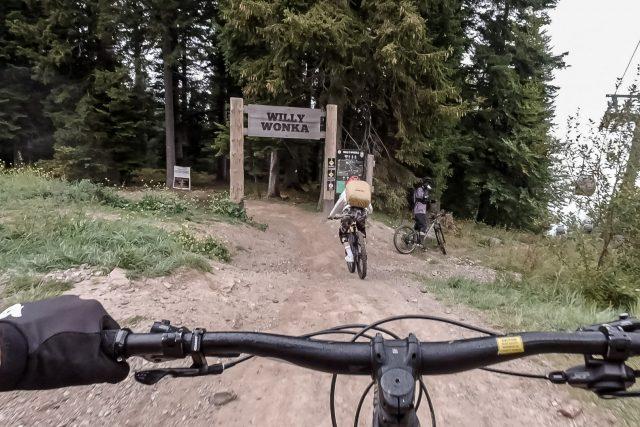 MTB Talks Dolomiti Paganella Bike - Willy Wonka ingresso
