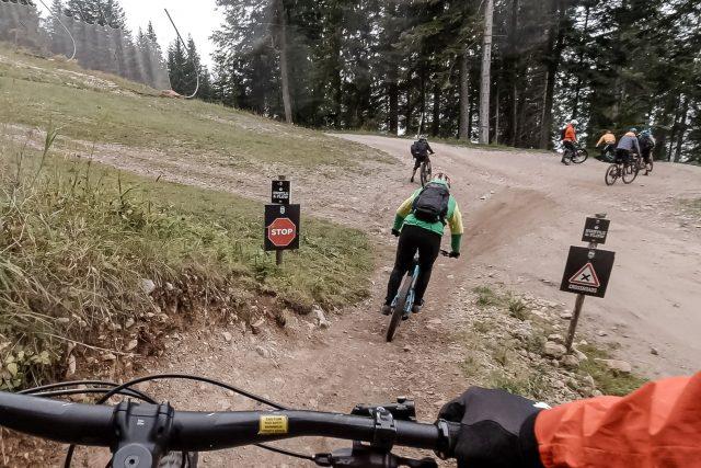 MTB Talks Dolomiti Paganella Bike - cartelli 01