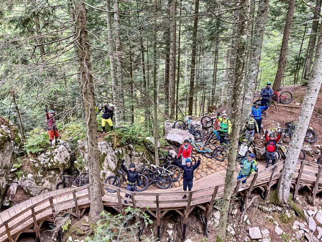 MTB Talks Dolomiti Paganella Bike - Willy Wonka