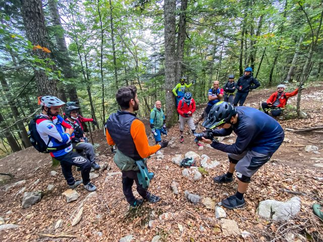 MTB Talks Dolomiti Paganella Bike - trail naturali 01