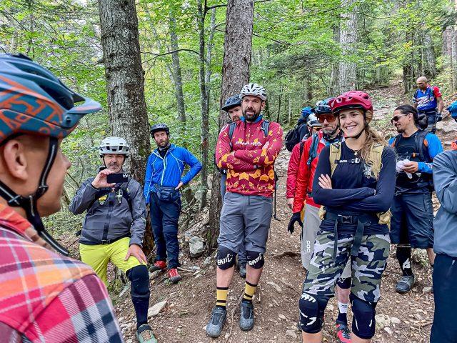 MTB Talks Dolomiti Paganella Bike - trail naturali 04