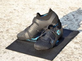 """UYN Naked Full Carbon, come una """"pantofola"""""""