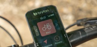 Bryton Rider 750 - cover