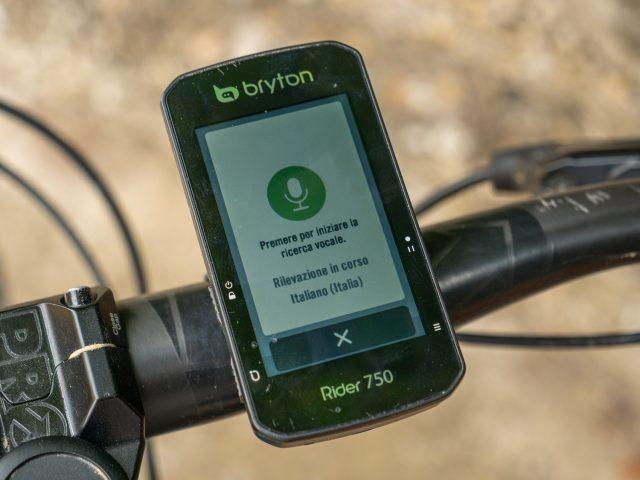 Bryton Rider 750 - 09