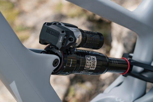 Rock Shox Flight Attendant - ammo 01