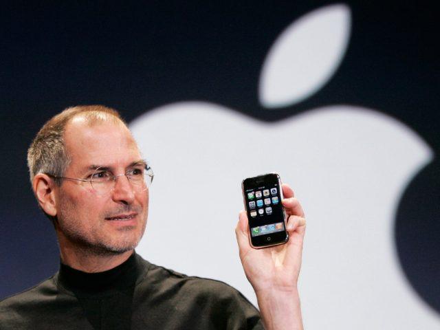iPhone 2007 - Steve Jobs