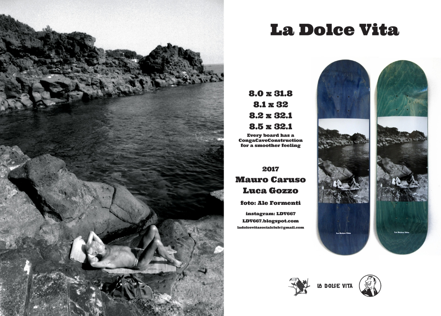 la dolce vita boards
