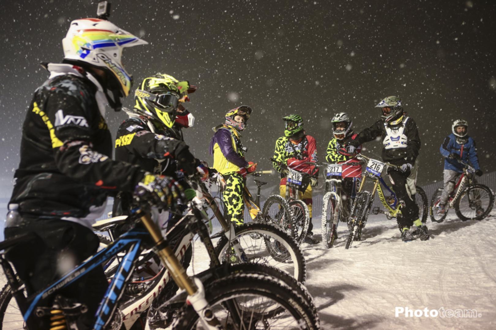 Winter Downhill 2017 Passo del Tonale
