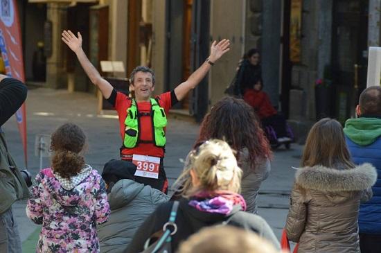 Il vincitore Corrado Ramorino (foto organizzatori)