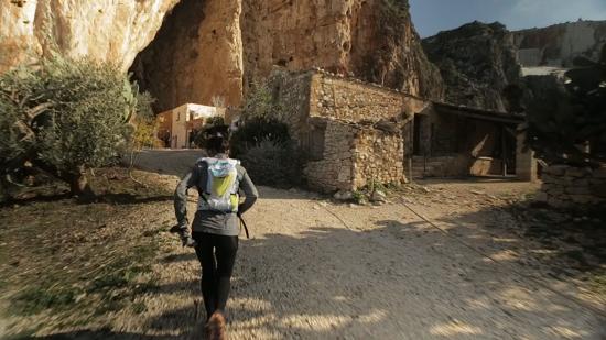 Un suggestivo passaggio del Cofano Trail (foto organizzatori)