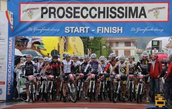 Lo start dell'ultima edizione (foto organizzatori)