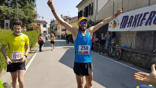 Il vincitore Christian Modena (foto organizzatori)